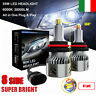 8 Lati 360° 110W 30000LM 9005 HB3 Auto LED Fari Lampadine Kit Xenon Bianco 6000K