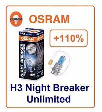 H3 Night Breaker Unlimited +110% OSRAM 64151NBU 55W 12V PK22s fog Germany