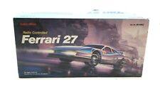Radio Shack RC/Car Ferrari Testarossa 27 Mint never used