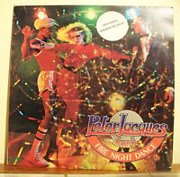 "33 tours PETER JACQUES BAND Disque LP 12"" FIRE NIGHT DANCE - EURODISC 913263"