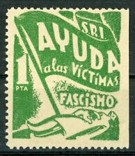 SPANISH CIVIL WAR.  FOR  VICTIMS OF FASCISM, MH*