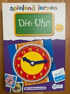 Spielend Lernen - Die Uhr