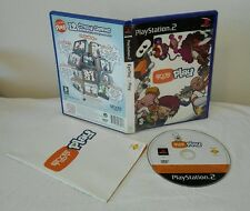 Eye toy Play Sony PlayStation PS2  gioco game completo prima stampa