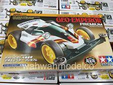 TAMIYA MINI 4WD LIMITED Dash CB1 GEO EMPEROR PREMIUM S2 Super 2 II Chassis 95277