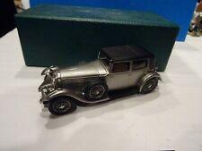 Lansdowne Models 1/43  LDM.75X 1930 Bentley 8-litre 25th Anniversary No.1 of 125