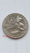 1776-1976 Washington Liberty bicentenaire Etats-Unis Quarter Dollar 25 cent coin