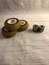 Roces Wheels 89mm And 6 Abec 5 Bearings [Used]