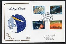 Space Decimal Great Britain First Day Covers