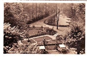 AK Waldschlößchen Park, Buchholz in Sachsen, 1940