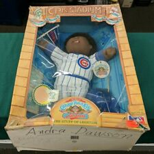 Cabbage Patch Kids All Stars Dodgers 1986 Doll CPK Stadium Outfit Age 3