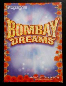 Bombay Dreams programme Apollo Victoria Theatre 2003 Raza Jaffrey Preeya Kalidas