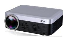 """Onn 165"""" Class FHD (1080P) LED Projector (ONA19AV901)"""