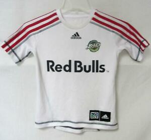 Adidas Red Bulls Oakland Lightning Bolts #4, #6 or #7 Youth Small Jersey A1 2880