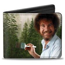 Wallet Bob Ross Forest BRSAB