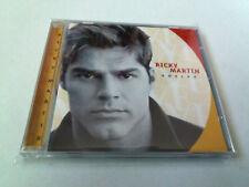 "RICKY MARTIN ""VUELVE"" CD 14 TRACKS"