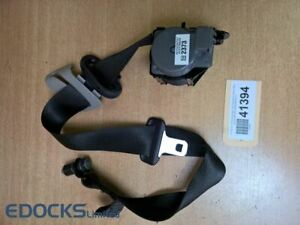 Harness Seat Belt Seat Hintersitz Rear Left Antara Opel