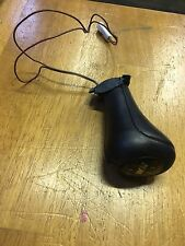GENUINE BMW E46 E9X M3 Black Leather Illuminated 6-Speed Gear Stick Shift Knob
