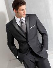 Custom Made Men Suit Groom Tuxedos Wedding Suits Business Suits Bridegroom Suits