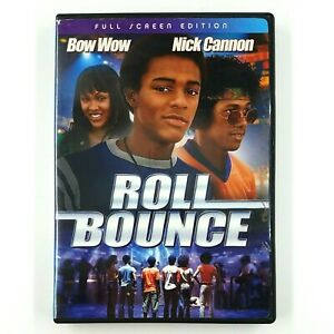 Roll Bounce (DVD, 2005, Full Screen Edition) Bow Wow, Nick Cannon
