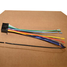 NEW WIRE HARNESS FOR JVC KD-X260BT KDX260BT Free Fast Shipping