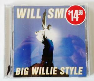 WILL SMITH - BIG WILLIE STYLE - ORIGINAL CD - EXCELLENT USED 1997