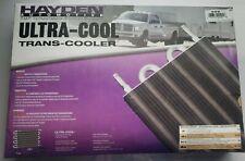 Hayden Automotive Ultra Cool Trans Cooler Transmission Oil Cooler 405