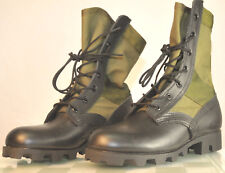 "MENS 4 R (W 6) ALTAMA NOS GREEN COMBAT 10""  BOOTS  Vulcanized Sole Style 8853"