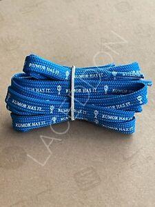 "Jordan 1 TR Light Blue Laces ""custom"" Trophy Room Inspired"