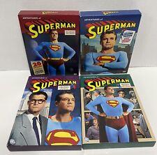 The Adventures of Superman Complete Series Season 1 2 3 4 5 6 DVD Set OOP RARE