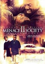 Menace II Society De 0794043125621 With Reginald Ballard DVD Region 1