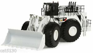 "Caterpillar 994F Loader - ""WHITE"" - 1/50 - Norscot #55244 - Limited 1250 Made"