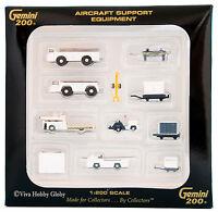 GEMINI200 Airport Support Equipment G2APS451 1/200, New