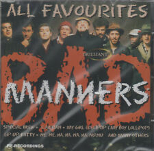 BAD MANNERS-ALL FAVOURITES CD Oi!Oi!Oi! Skin/SKA/REGGAE/2TONE/RUDEBOY/