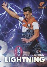 2016 AFL SELECT THUNDER & LIGHTNING Dylan Shiel GIANTS #TL18