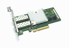 Fujitsu D2755-A11 10Gigabit 10GBe SFP+ Dual Port Server NIC Intel X520-DA2 FP
