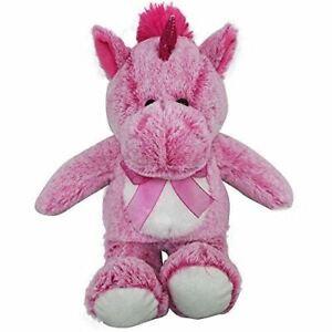 Frosted Pink Plush Unicorn Stuffed Animal 15inch NEW Baby Shower, Birthday