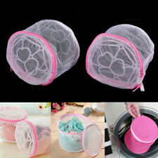 Washing Bra Bag Underwear Lingerie Saver Mesh Wash Basket Aid Net New HC