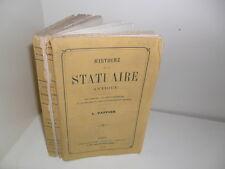 Histoire de la Statuaire Antique. Son origine, ses développements...1862