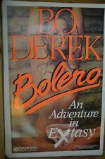Bolero Original Movie Poster, Bo Derek