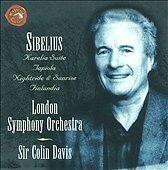 Sibelius: Karelia Suite; Tapiola; Nightride & Sunrise; Finlandia (CD,...472