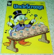 Walt Disney's Uncle Scrooge 197, NM- (9.2) 1982 Playing It Safe! 50% off Guide!