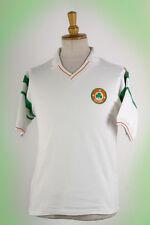 IRELAND EURO 88 STYLE RETRO WHITE AWAY FOOTBALL SHIRT XXL EURO 2016