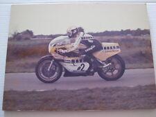 Photo Yamaha TZ750 OW31 1978 #2 Kenny Roberts Sr (USA) F750 Assen