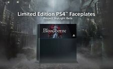PS4 Bloodborne Faceplate - Limited Edition (Open Box/No Packaging)