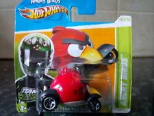 Hotwheels Angry Birds choice of 2 2012 Hw Premier/Pájaro Rojo Hw Imagination 2012