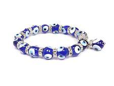 Remi Bijou Armband Armkette Türkisches Auge Nazar - blau