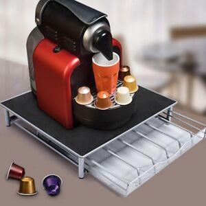 36 Kaffee Kapselhalter Kapselspender Kaffeemaschine Ständer Haus für Dolce Gusto