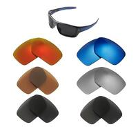 Walleva Replacement Lenses for Oakley Turbine Sunglasses-Multiple Options
