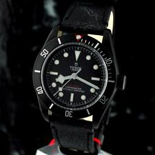 bnib 2017 Tudor Heritage Black Bay DARK In-House ref 79230DK ~ COMPLETE/WARRANTY