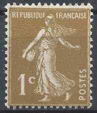 FRANCE TIMBRE TYPE SEMEUSE N°277A NEUF ** LUXE GOMME D'ORIGINE MNH